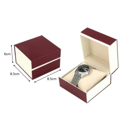 Simple watch packaging box