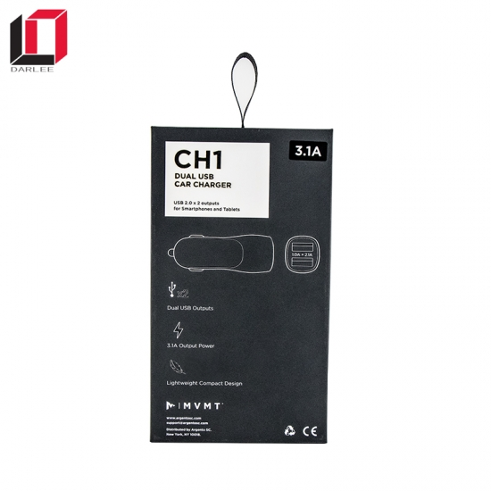 car charger Packaging Box